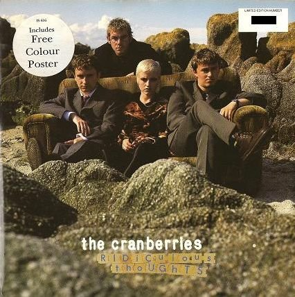the cranberries linger cd covers