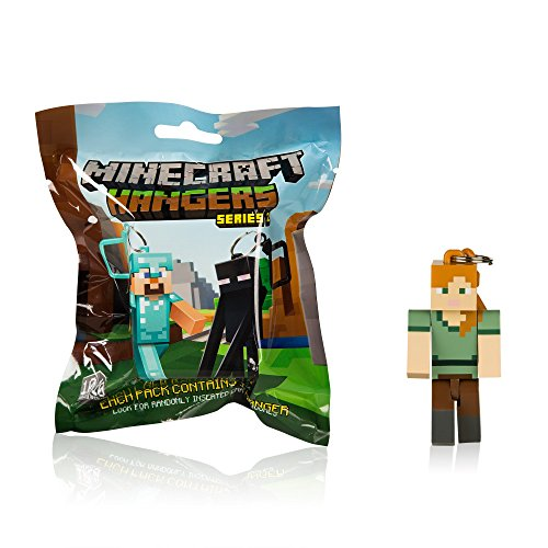 "Minecraft Hangers 3"" Figure Blind Packs Series 2"