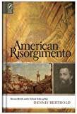 img - for American Risorgimento: Herman Melville and the Cultural Politics of Italy book / textbook / text book