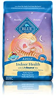 Blue Buffalo Adult Cat Indoor Formula…