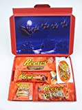 Christmas Reese's Peanut Butter Cups American Sweets Chocolate Candy Hamper Selection Box Hershey's xmas