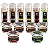 The Exotic Matched Pair Sea Salt Collection - 12 Pack