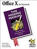 img - for Office X for MacIntosh: The Missing Manual book / textbook / text book