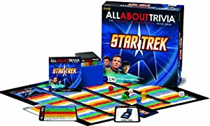 Star Trek Trivia Game