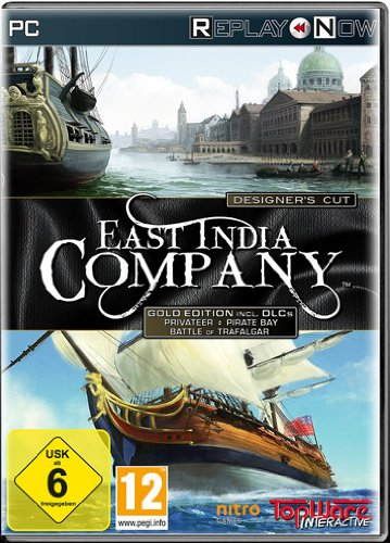 East India Company Collection (Gold Edition)
