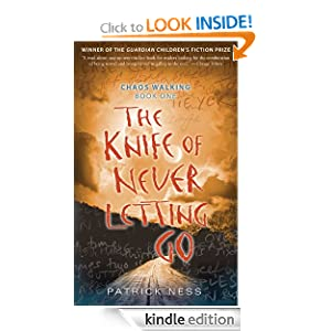 Kindle Daily Deal: The Knife of Never Letting Go