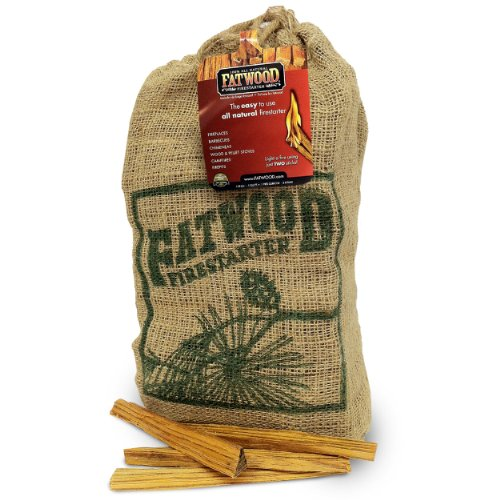 Fatwood Color Box 3 Lb Case Of 8