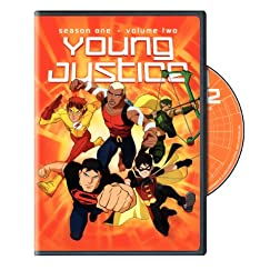 Young Justice: Season One V. 2