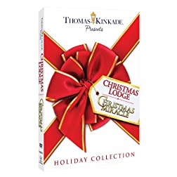 Thomas Kinkade Presents Holiday Collection (Christmas Lodge / Christmas Miracle)