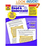 Spanish / English Read & Understand Nonfiction, Grades 4-6+ (Spanish Edition)