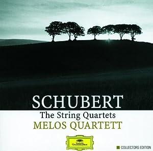Schubert : Les quatuors à cordes