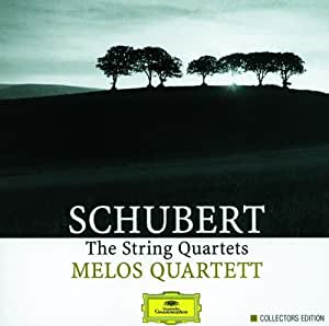Schubert: String Quartets (DG Collectors Edition)