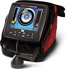 Marcum LX-7 Ice Fishing Sonar System Fishfinder - LX-7 by MarCum
