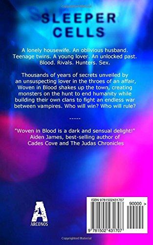 Sleeper Cells: Volume 1 (Woven in Blood)