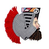 Beard Head® - The Original Barbarian Knight Knit Beard Hat (MultiColoured)