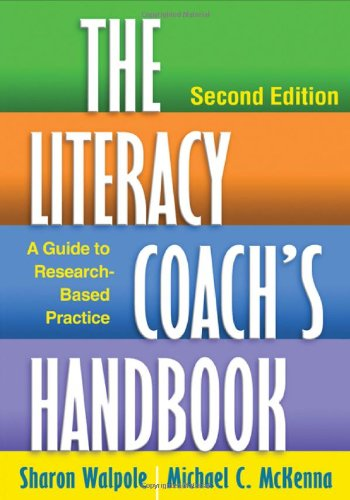 The Literacy Coach's Handbook. Guilford Press. 2013.