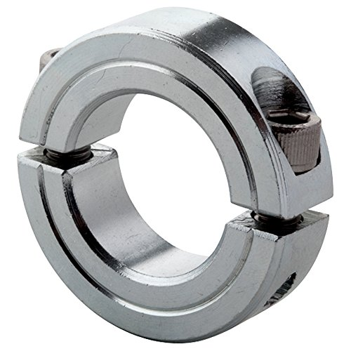 Climax metals c zx two piece clamping collar zinc