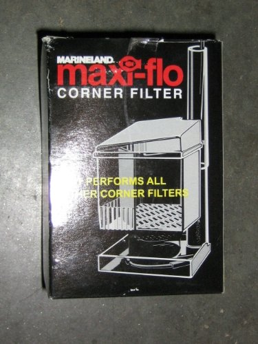 Marineland Maxi-Flo Corner Filter