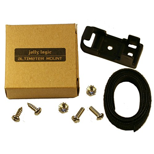 Jolly Logic Snap Mount (Black) (Model Rocket Altimeter compare prices)