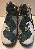 Rajon Rondo Autographed Game Worn Boston Celtics Sneakers Shoes