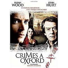 Crimes à Oxford - Alex de la Iglesia