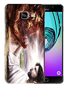 PrintFunny Designer Printed Case For Samsung Galaxy A510