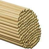 """Wooden Dowel Rods 3/8"""" x 36"""" - Bag of 10"""