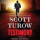 Testimony Hörbuch von Scott Turow Gesprochen von: Wayne Pyle