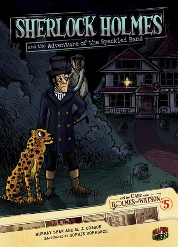 speckled band In the adventure of the speckled band, sherlock holmes investigates the case  of a young bride to be who fears that she'll be murdered helen stoner, the.