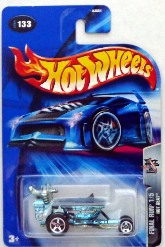 Hot Wheels Final Run: Hot Seat (1/5 From 2004) 133