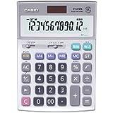 カシオ計算機 実務電卓 12桁 検算機能付き ブリスターパッケージ デスクタイプ DS-20WK-N