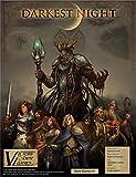 Darkest Night - Euro Game #9 - Co-op Fantasy Boxed Board Game