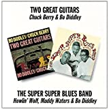 """Two Great Guitars/the Super Super Blues Bandvon """"Muddy Waters"""""""
