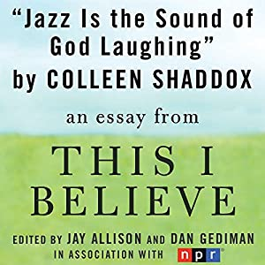 Jazz Is the Sound of God Laughing Audiobook