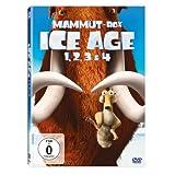 Ice Age 1, 2, 3 & 4 [4