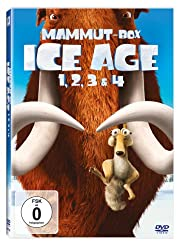 Ice Age - Teil 1-4 (Mammut-Box) [4 DVDs]