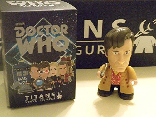 "Doctor Who Titans 10Th Doctor Gallifrey 3"" Vinyl Figure - Jackson Lake"