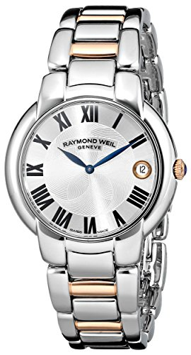 Raymond Weil Jasmine Two-Tone Ladies Watch 5235-S5-01659