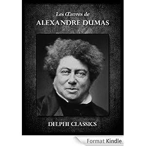 Oeuvres d 39 alexandre dumas illustr e for Alexandre jardin epub