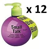 TIGI BED HEAD SMALL TALK 200ML X 12