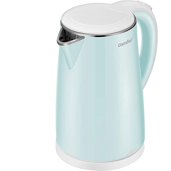 Electric Glass Water Heater//Boiler Kettle Cordless and BPA Free