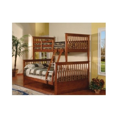 Teen Bunk Beds 3412 front