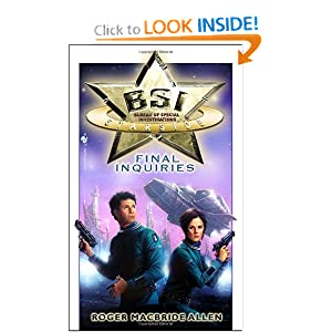 BSI: Starside: Final Inquiries by Roger MacBride Allen