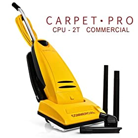 Carpet Pro CPU 2T Commercial Vacuum