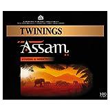 Twinings Assam 100 Teabags 250g