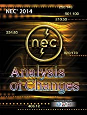 Analysis of Changes, NEC 2014