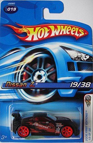 HOT WHEELS NISSAN Z 19/38 2006 FIRST EDITIONS #19