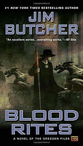 Blood Rites (The Dresden Files, Book 6) (Jim Butcher Cd compare prices)