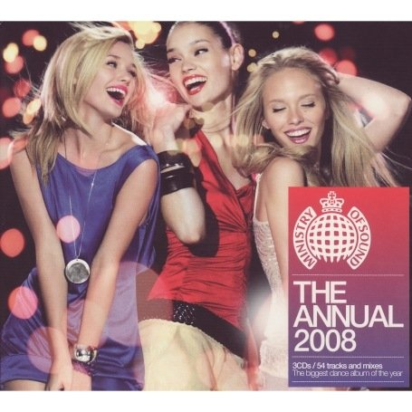 Various Artists - The Ministry of Sound: Annual 2008 - Zortam Music