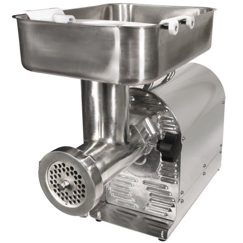 Weston No. 22 Commercial Meat Grinder and Sausage Stuffer, 1 HP (Weston 22 Meat Grinder compare prices)